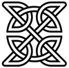 Celtic Wheel Of Being Clipart Image