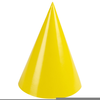 Birthday Party Hats Clipart Image
