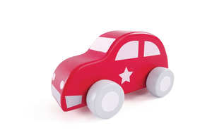 Wooden Toy Car Image