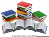 Clipart Drawings Of Books Image