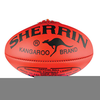 Aussie Rules Footy Clipart Image