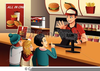 Free Clipart Restaurant Food Image