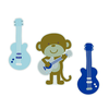 Musical Monkey Image