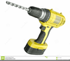 Clipart Cordless Drill Image