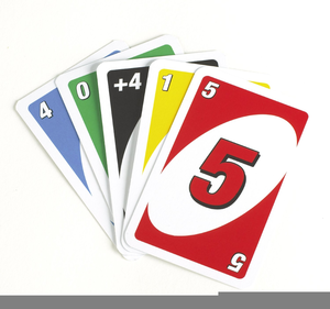Uno Card Game Clipart Free Images At Clker Com Vector