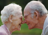 Elderly Couple Image