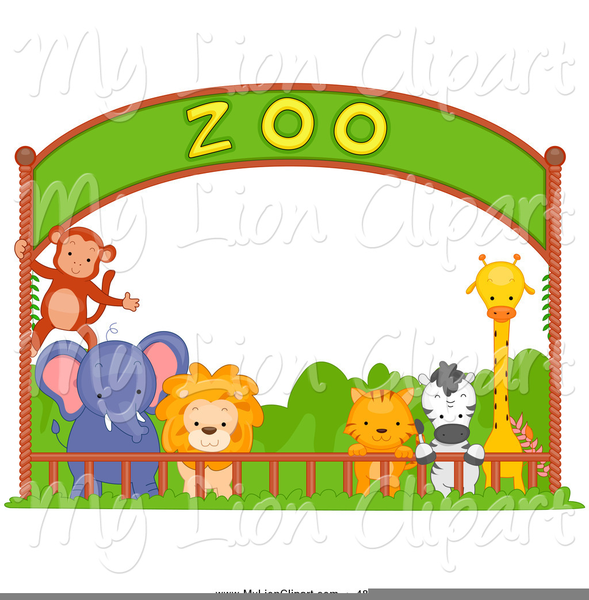 dear zoo clipart free images at clker com vector clip art online rh clker com zoo cartoon picture zoo cartoon drawing