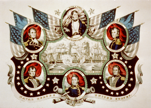 Naval Heroes Of The United States: No. 1 Image