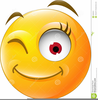 Blinking Eyes Animated Clipart Image