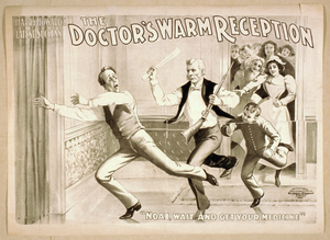 Harry Howard S Latest Success The Doctor S Warm Reception Image