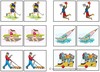 Winter Sport Clipart Image