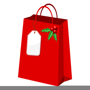 christmas shopping bag clipart free images at clker com vector rh clker com christmas shopping clipart images christmas shopping clipart free