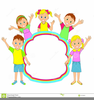 Boys And Girls Clipart Image