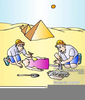 Archeology Dig Clipart Image