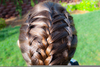 Triple French Braid Image