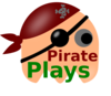 Pirate Plays Clip Art