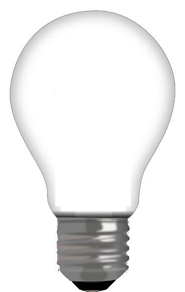 Empty Light Bulb Clip Art at Clker.com - vector clip art ...