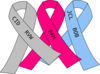 Cancer Ribbons Clip Art