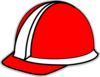 Danish Hard Hat Clip Art