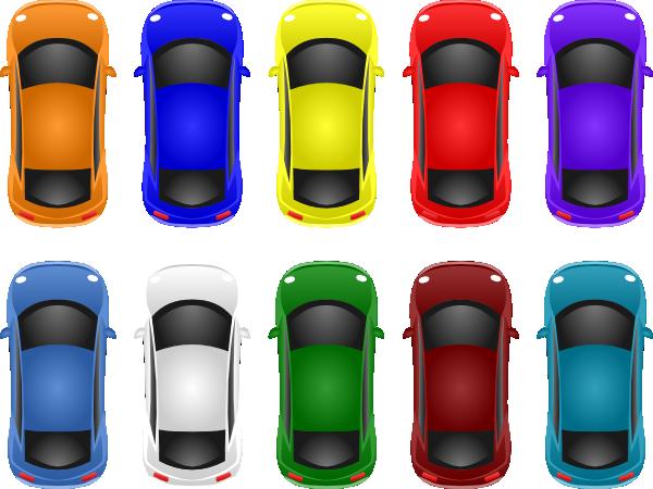Little Cars Clip Art at Clker.com - vector clip art online ...