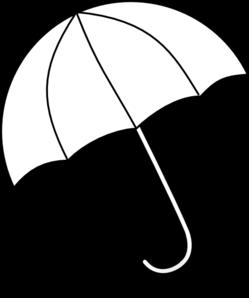 umbrella clip art at clker com vector clip art online royalty rh clker com clipart umbrella outline clipart umbrella black and white