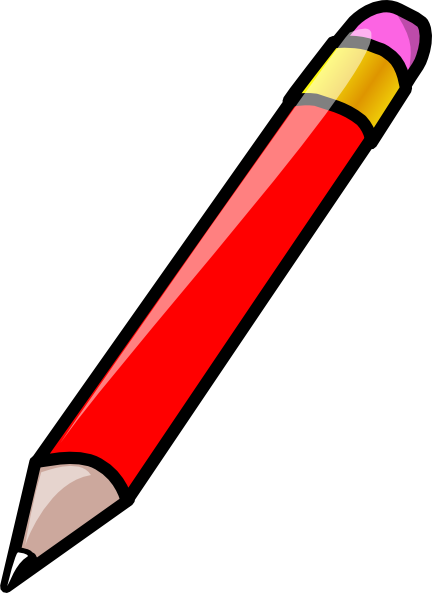 pencil clip art at clker com vector clip art online royalty free rh clker com clipart pencil free clip art pencil picture