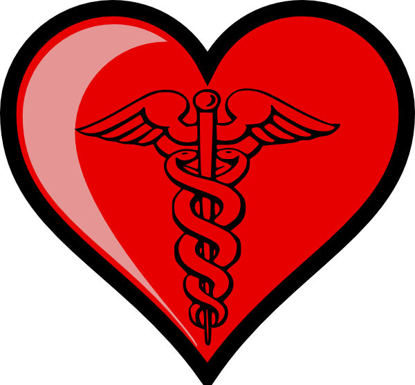 free medical heart clipart - photo #26