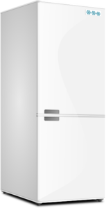 white refrigerator png. white refrigerator clip art png s