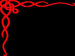 red celtic border clip art at clker com vector clip art online rh clker com  celtic corner border clipart