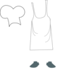 Chef Apron And Hat Clip Art