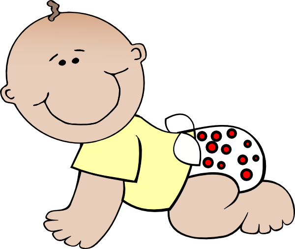 clipart of baby - photo #20