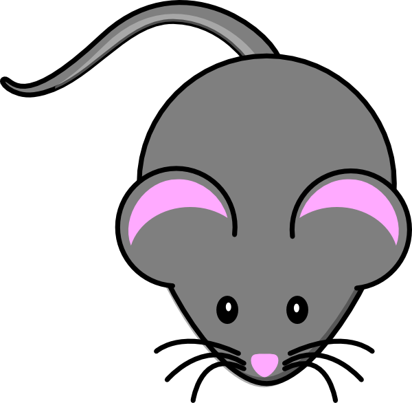 Mouse Clip Art Pictures to pin on Pinterest