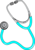 Red Stethoscope Clip Art