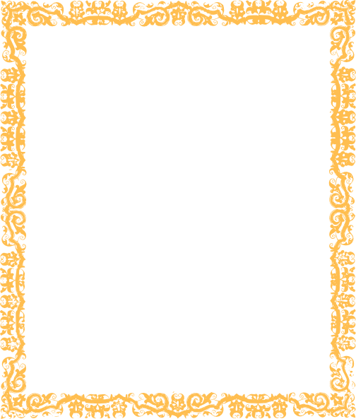 Gold Cool Border Clip Art at Clker.com - vector clip art ...