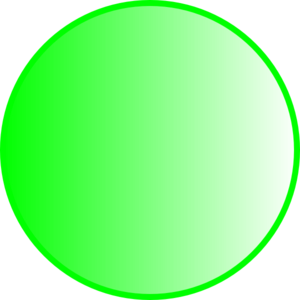 Green Sphere Clip Art