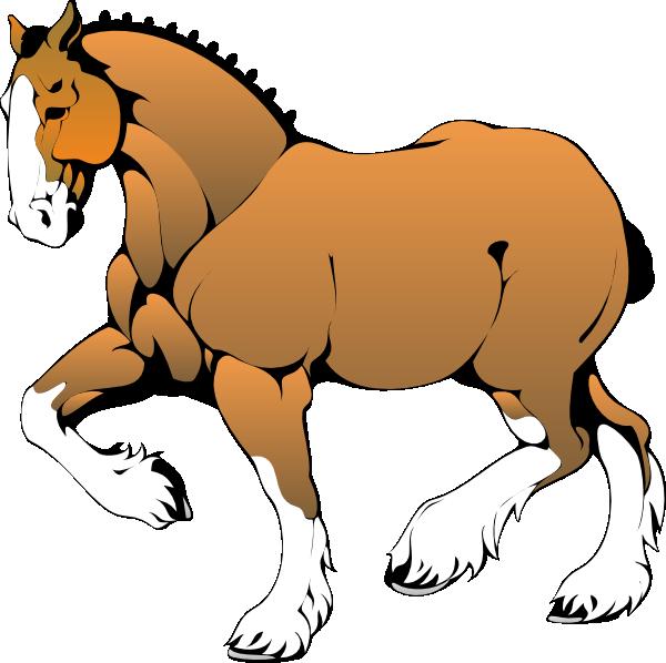 Dancing Horse Clip Art At Clker Com Vector Clip Art