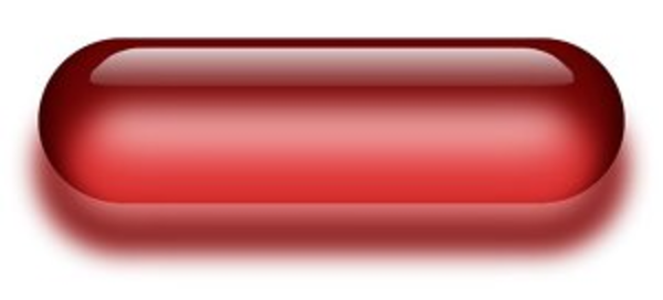 Empty Button Dark Red X | Free Images at Clker.com - vector clip art ...
