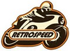 Retrospeed Motorcycle Shop Logo Image