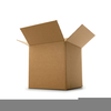 Free Clipart Open Box Image