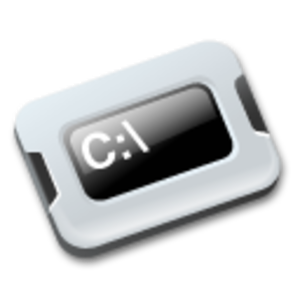 Ms Dos Application Icon | Free Images at Clker com - vector