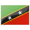 Flag Saint Kitts And Nevis 7 Image