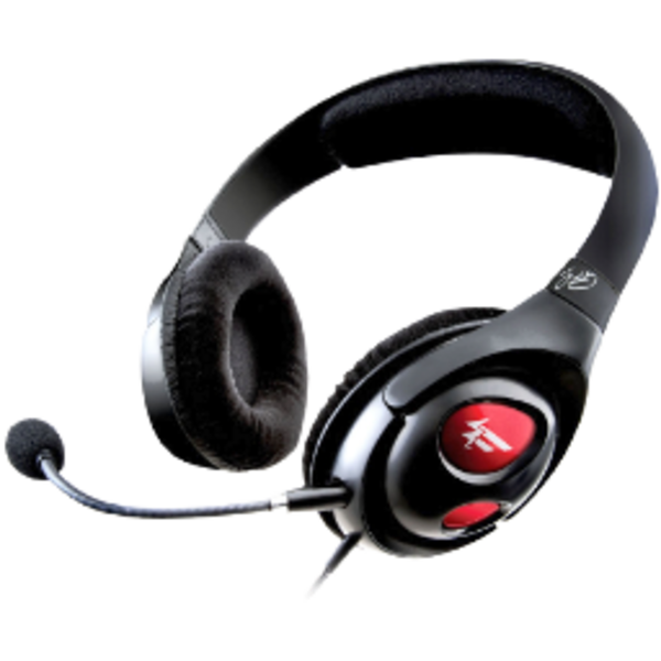 creative fatal1ty gaming headset icon free images at