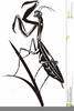 Clipart Praying Mantis Image