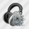 Icon Ear Phone Settings Image