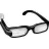 Boss Google Glasses Icon Image