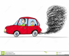 Car Exhaust Clipart Image