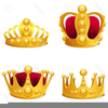 Crown For A King Clipart Image