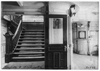[interior View Of Steamboat Showing Stairway And Pursers Office] Image