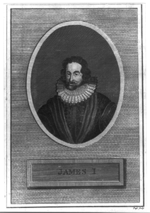 James I King Of Scots Image