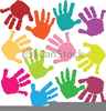 Child Hand Clipart Image